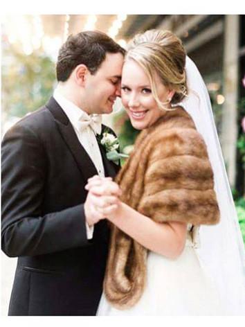 Wedding bliss. Romance and love everlast