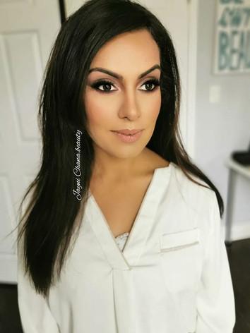 Simple beauty 💖🙌🏼 #makeup #makeuparti