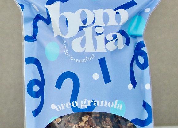 Granola de Oreo Bomdia
