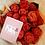 Thumbnail: Arreglo en empaque para regalo con 24 rosas tipo exportacion