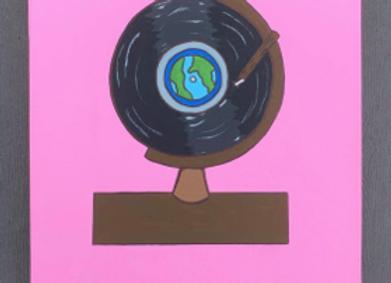 Cuadro - Around The World