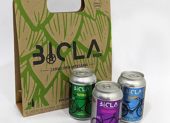 Beer Pack x3