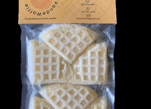 Waffles de Yuca x18