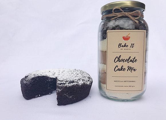Preparación lista para Torta de Chocolate