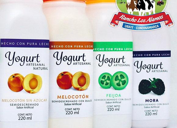 6 yogures de 220ml a elección