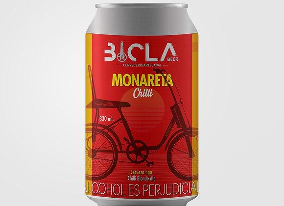 4 Pack - Monareta (Chilli)