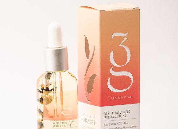 Aceite Toque Seco - 50 mL