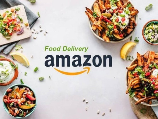 Amazon expands its food delivery business in India amid FDI violations controversy