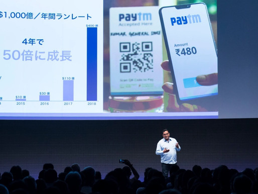 Paytm claims top spot in India's mobile payments market with 1.2B monthly transactions