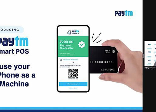 Paytm turns NFC-enabled android smartphones into PoS machines