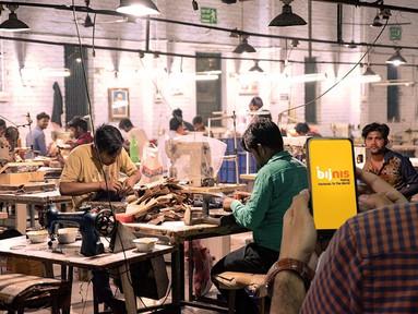Deepinder Goyal, Asish Mohapatra, Sarbvir Singh and Manish Vij Invest in bijnis