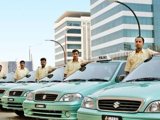 Meru Cabs looks to raise Rs 400 cr to bolster EV business