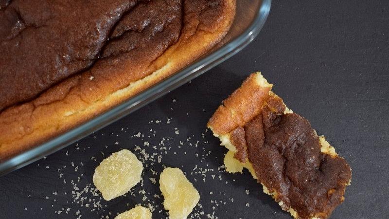 Préparation pour gâteau fougnarde de Ted