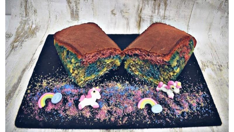 Préparation pour gâteau licorne de Christelle