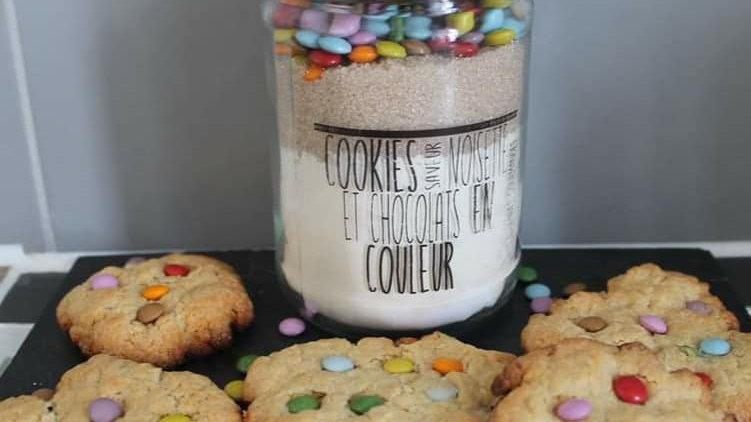 Préparations pour cookies