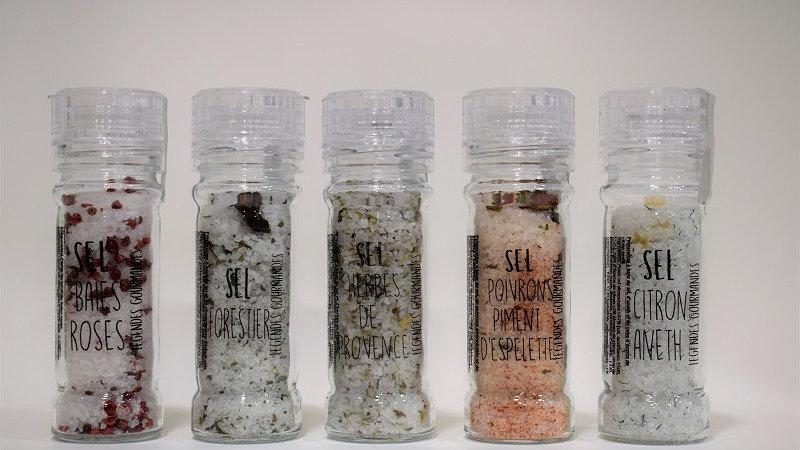 Moulin à sel/poivre