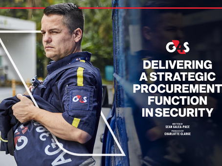 Procurement transformation at G4S enabled by Provalido savings software