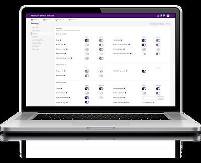 configurable procurement savings plan