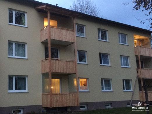 Balkonserie