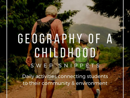 Geography of a Childhood