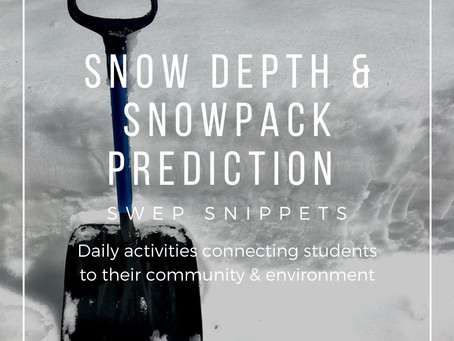 Snow Depth & Snowpack Prediction