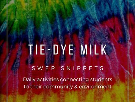 Tie-Dye Milk