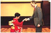 Asociación de la Zarzuela de Japón Presidenta YUMI SAKURADA