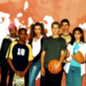 sportowcy Nastolatki