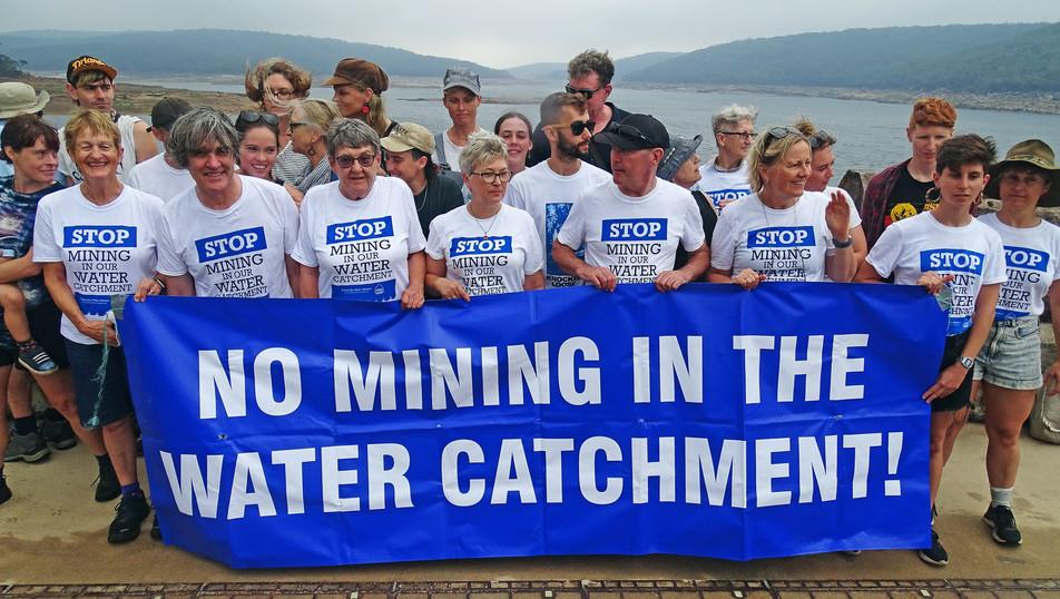 POWA Water Catchment Convoy