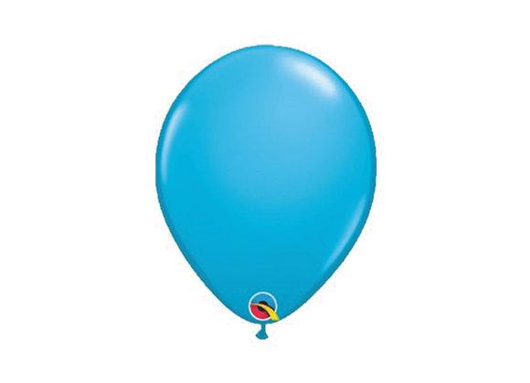 #16 שקית של בלונים - Robin's egg blue