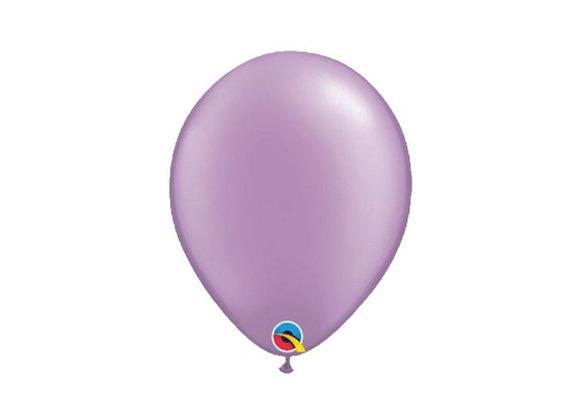 #18 שקית של בלונים - Pearl lavender