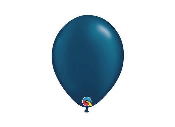 #12 שקית של בלונים -Pearl midnight blue