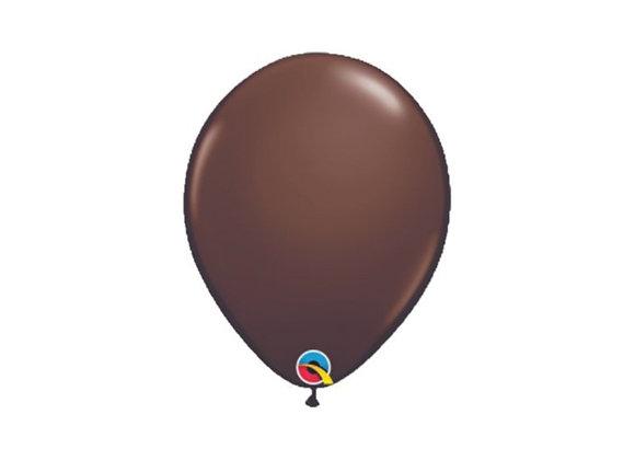 #27 שקית של בלונים - Chocolate brown