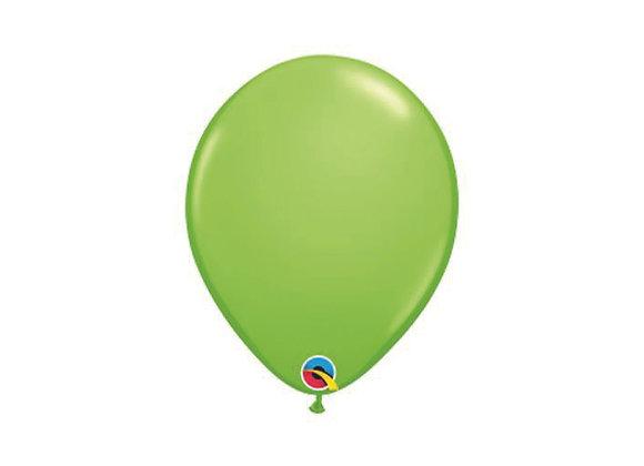 #4 שקית של בלונים - Lime green