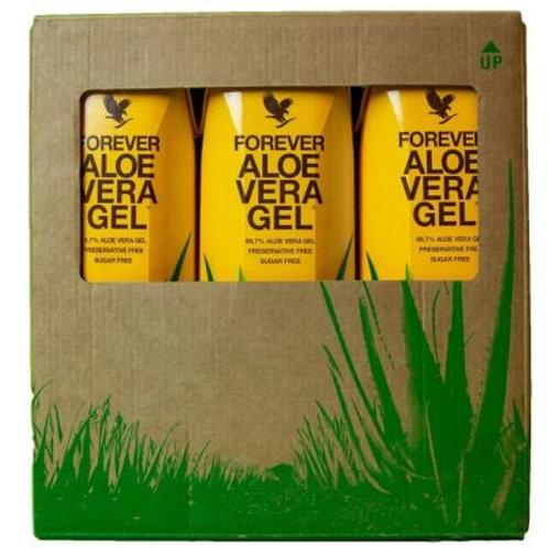 Pachet Aloe Vera gel -3 buc