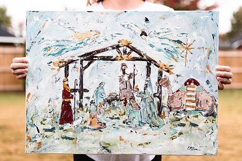 The Nativity ORIGINAL