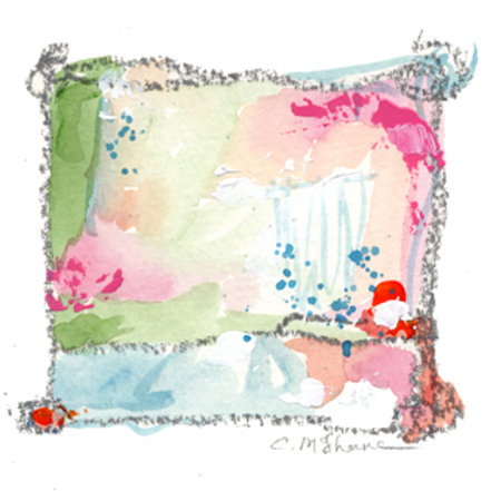 Puddles Fields (Set of 2)