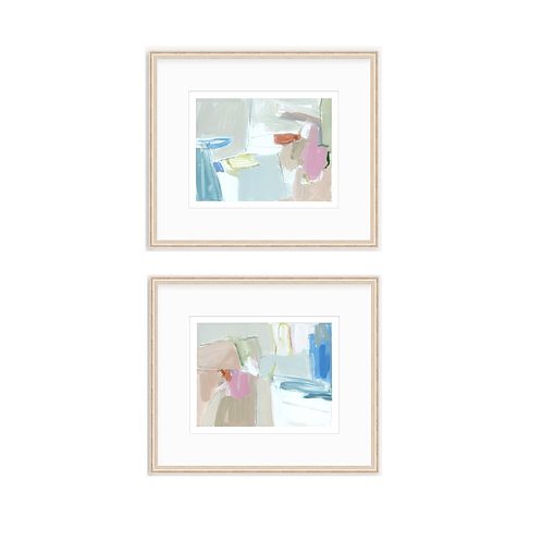 Simple Reflections (Set of 2)