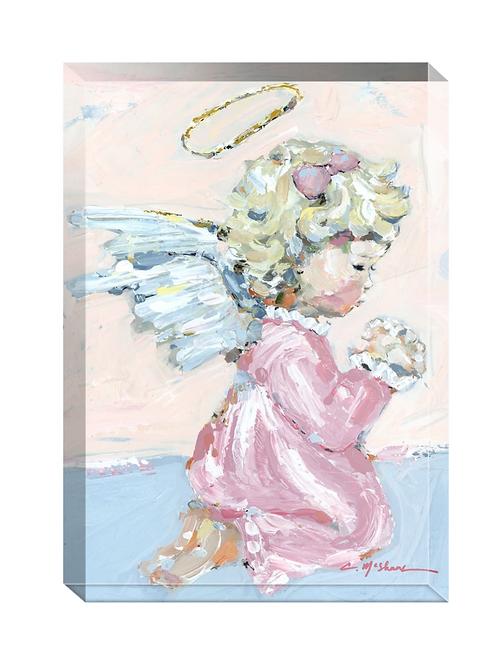 Tiny Wings I acrylic block