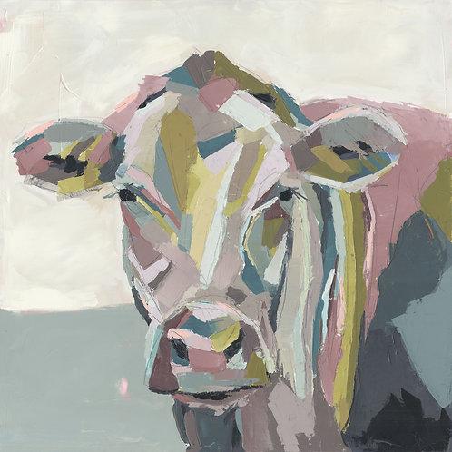 Bessie on canvas