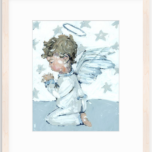 Tiny Wings IV on paper