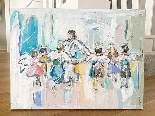 """Dancing with Jesus"" ORIGINAL"