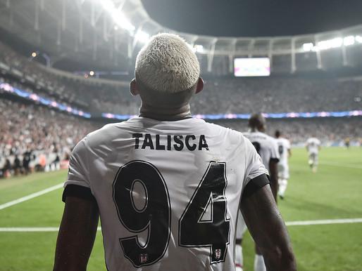 Beşiktaş'ta Sene Sanki 2016 mı?