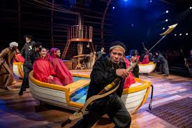 World Premiere of MOBY DICK at A.R.T.