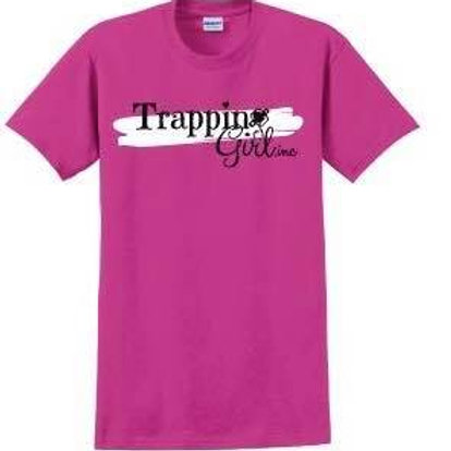 Kid's T-Shirt - Pink or Black