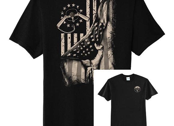 2020 American Flag T-Shirt