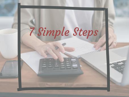 Organize Your Financial Life