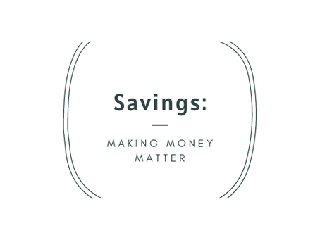 3 Ways to Take Charge of Your Money