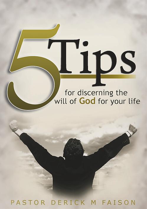 5 Tips For Discerning God's Will (DVD)