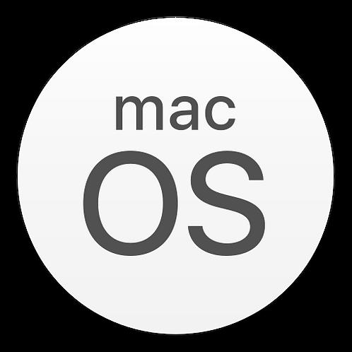 Macbook MacOS & Data